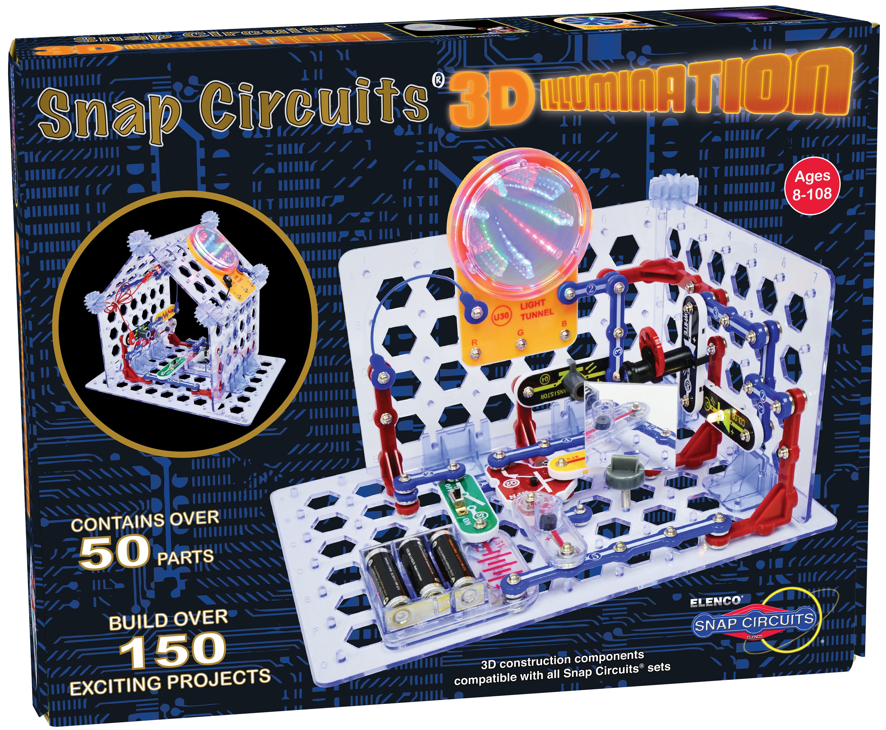 Games By James Products Learn About Electronics With Snap Circuits Junior